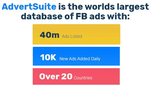 Advertsuite Database