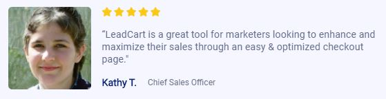 Lead Cart Review
