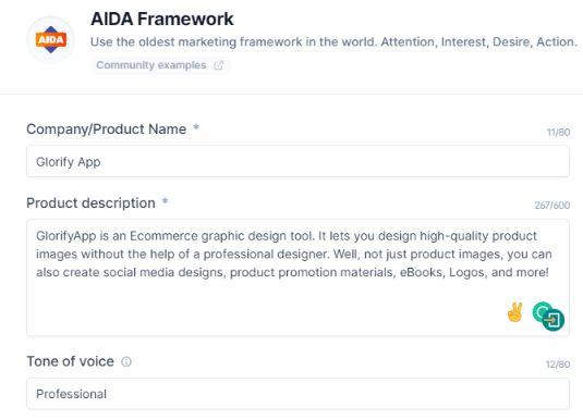 ConversionAI AIDA Framework Content