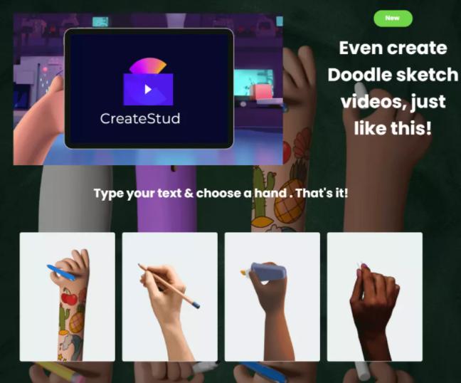 Create Studio Doodle Creator
